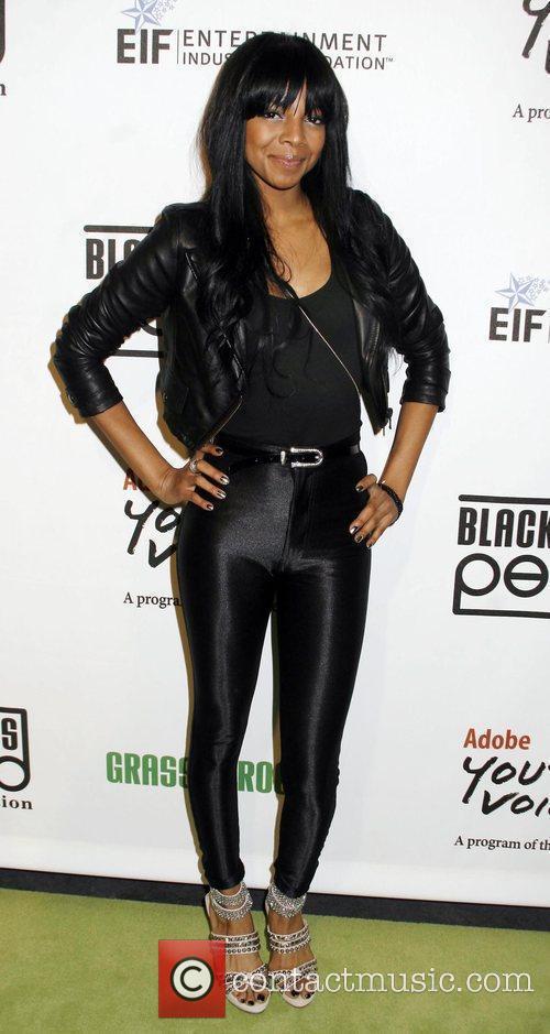 Alycia Bellamy The 5th Annual Black Eyed Peas...