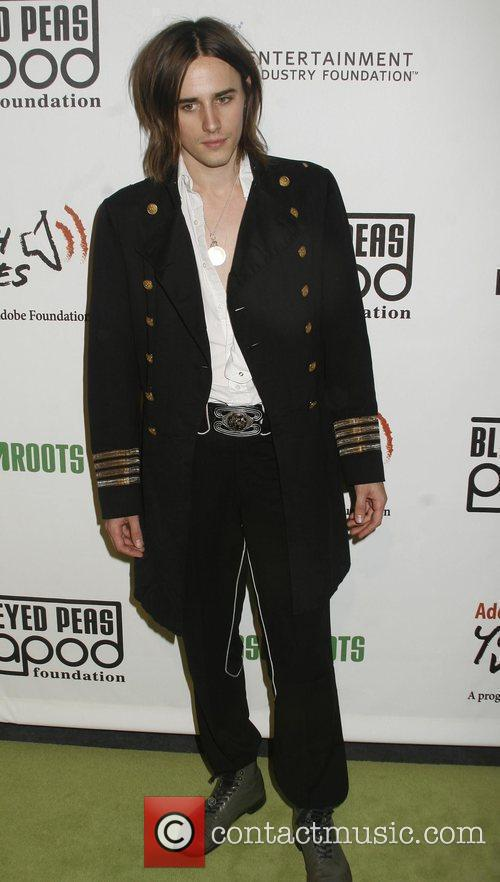 Reeve Carney The 5th Annual Black Eyed Peas...