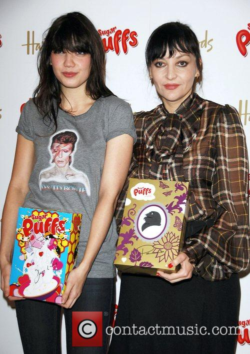 Pearl Lowe unveils her limited edition designed Sugar...