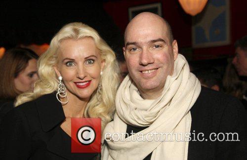 Katrina Peebles and Mr. Slattery Launch of 'The...