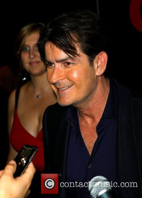 Charlie Sheen The world premiere of 'Peepshow' held...
