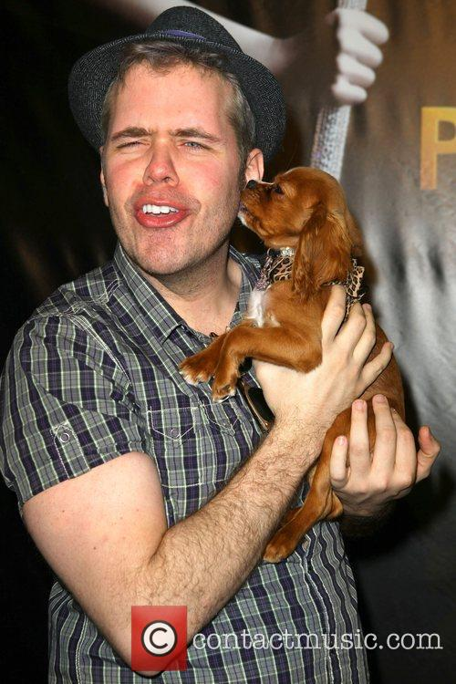 Perez Hilton and Alicia Jacobs puppy The world...
