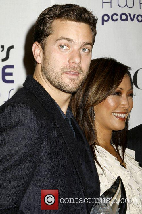 Joshua Jackson and Carrie Ann Inaba 35th Annual...