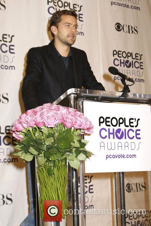 Joshua Jackson 35th Annual People's Choice Awards Nominations...