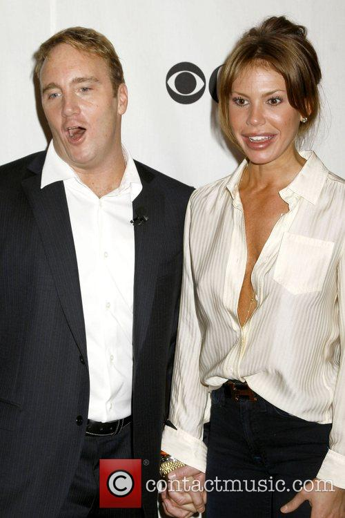 Jay Mohr and Nikki Cox 35th Annual People's...