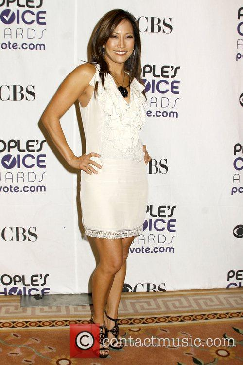 Carrie Ann Inaba  35th Annual People's Choice...