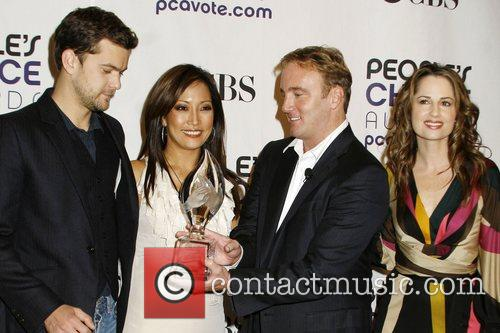 Joshua Jackson, Carrie Ann Inaba, Jay Mohr and...