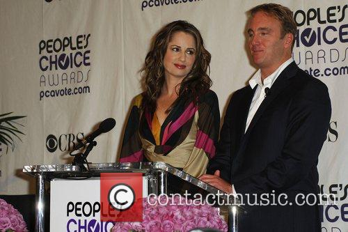 Jay Mohr and Paula Marshall 35th Annual People's...