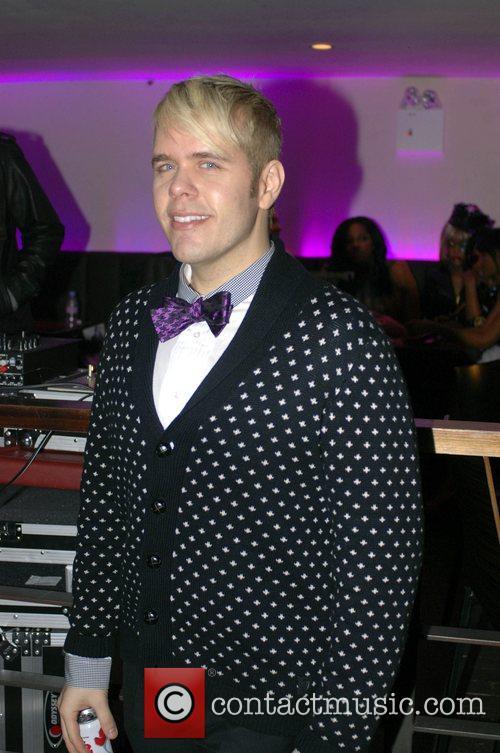 Perez Hilton at the Highline Ballroom as part...