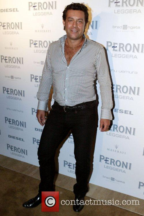 Guest Worldwide launch of Peroni Leggera at the...