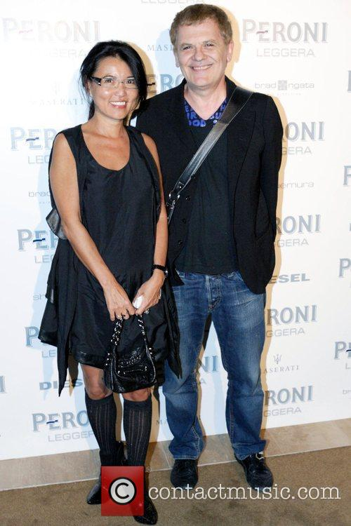 Guests Worldwide launch of Peroni Leggera at the...
