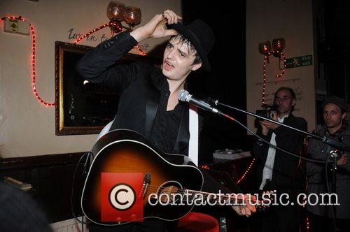 Pete Doherty and Babyshambles 1