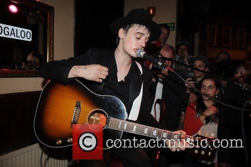 Pete Doherty and Babyshambles 4