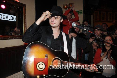 Pete Doherty and Babyshambles 8