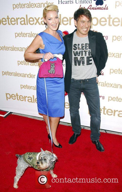 Katherine Heigl and Peter Alexander 10