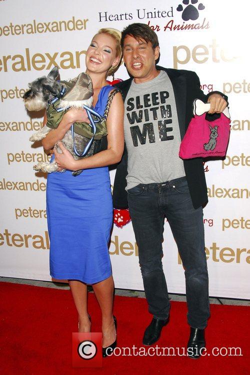 Katherine Heigl and Peter Alexander 8