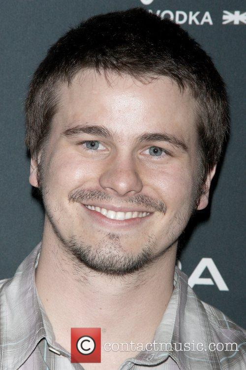 Jason Ritter Premiere of 'Peter & Vandy' during...