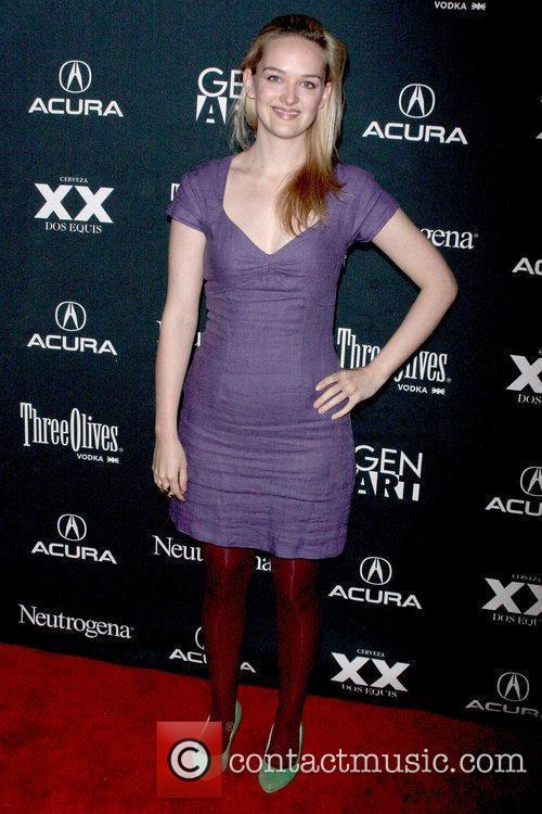 Jess Weixler Premiere of 'Peter & Vandy' during...