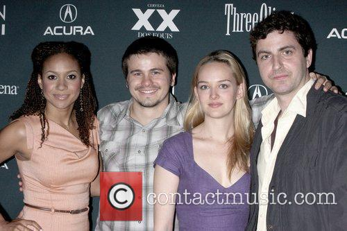 Tracie Thoms, Jason Ritter, Jess Weixler and director...