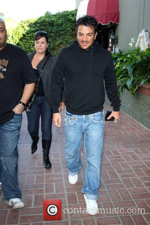 Seen leaving Guido's Malibu Restaurant in Cross Creek,...