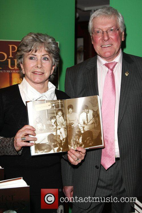 Peter Purves and Valerie Singleton Peter Purves launches...