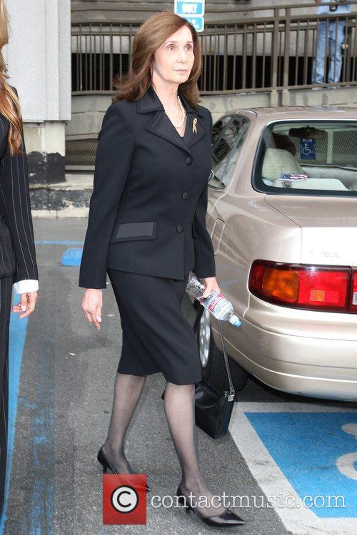 Donna Clarkson, the mother of victim Lana Clarkson...