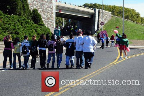 The 24th Annual Philadelphia AIDS Walk held in...