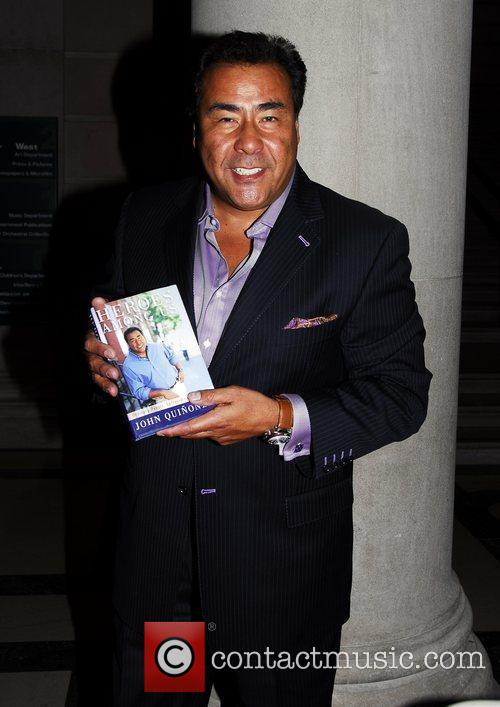 John Quinones The Free Library Festival is an...