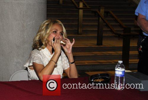 Kristin Chenoweth The Free Library Festival is an...