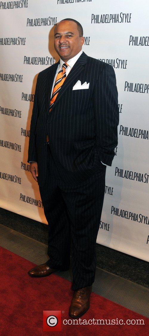 Baba Renfrow 'Philadelphia Style' Magazine November issue celebration...