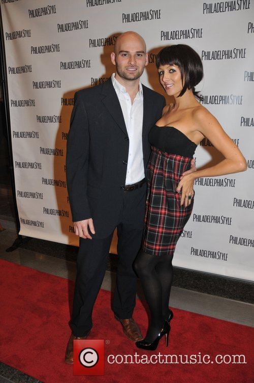 Dr. Shareef Jandali and Erin Elmore 'Philadelphia Style'...