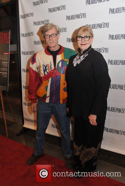 Gary Calderwood and Janet Calderwood 'Philadelphia Style' Magazine...