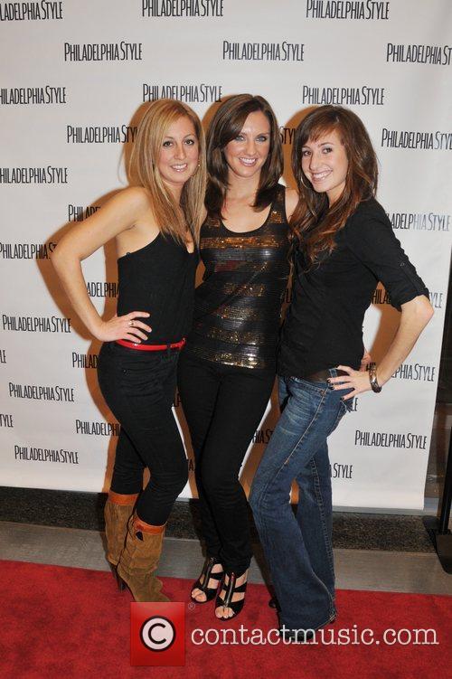 Jill Schoenfeld. Megan Stecher and guest 'Philadelphia Style'...