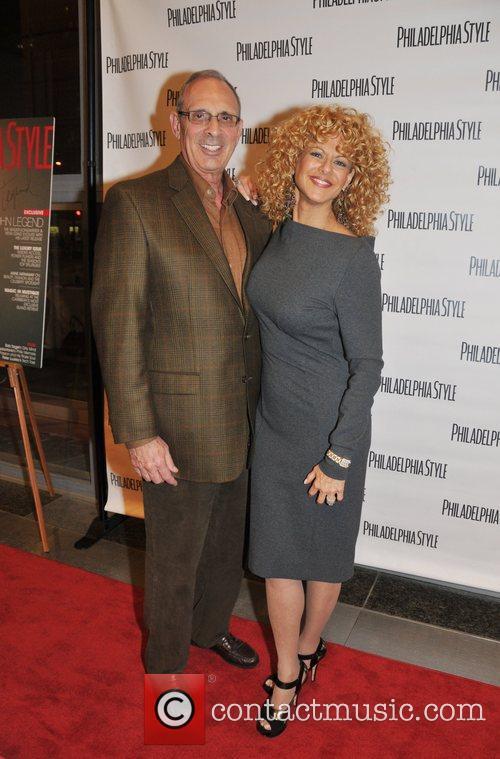 Joe Weiss and Sharon Pinkerson 'Philadelphia Style' Magazine...