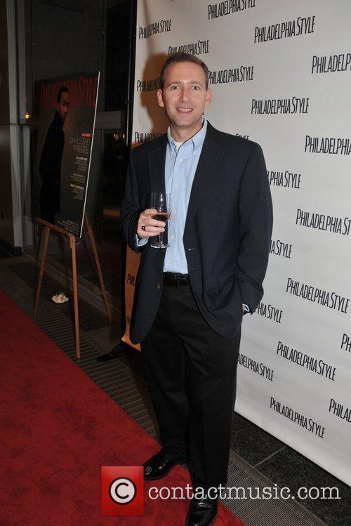 Michael Toub 'Philadelphia Style' Magazine November issue celebration...