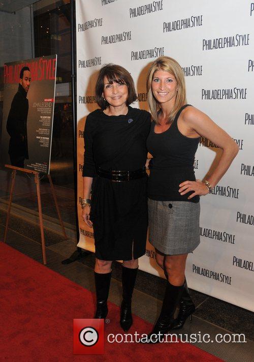 Nina Tinari and Carol Tinari 'Philadelphia Style' Magazine...