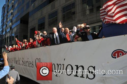 Philadelphia Phillies World Series Champions Parade