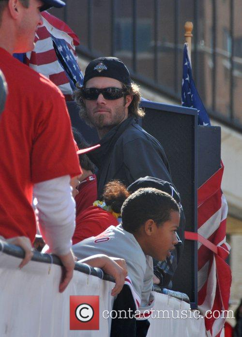 Philadelphia Phillies World Series Champions Parade