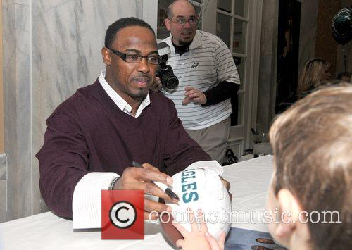 Brian Dawkins The First Annual Toast to the...