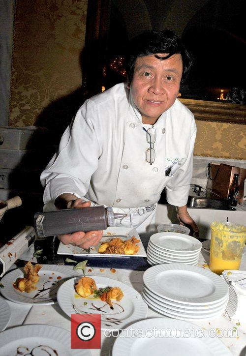 Chef Joseph Poon The First Annual Toast to...
