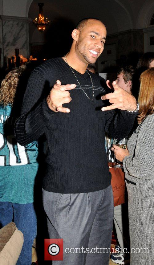 Hank Baskett The First Annual Toast to the...