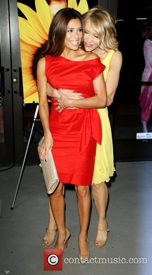 Eva Longoria and Felicity Huffman 4