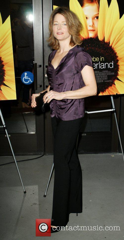 Jodie Foster Screening of Phoebe in Wonderland at...