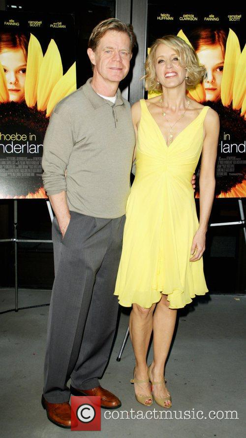 William H Macy and Felicity Huffman 3