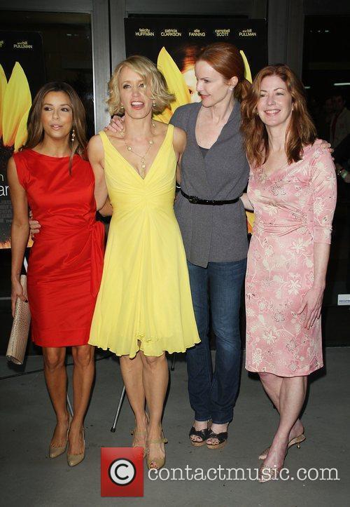 Eva Longoria, Felicity Huffman and Marcia Cross 5