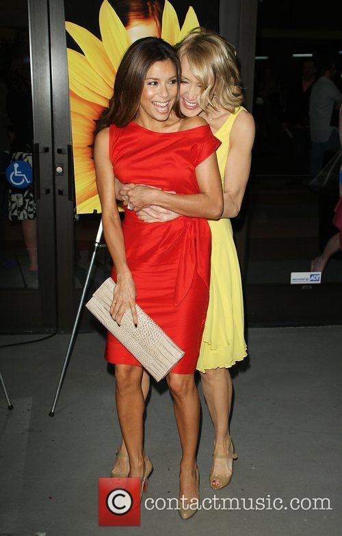Eva Longoria and Felicity Huffman 8