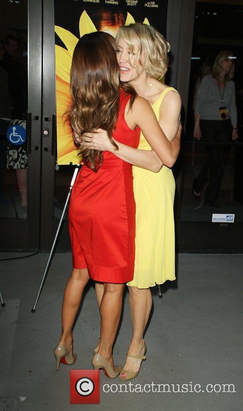 Eva Longoria and Felicity Huffman 6