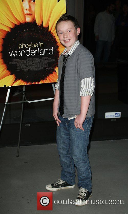 Screening of 'Phoebe in Wonderland' at the Writer's...