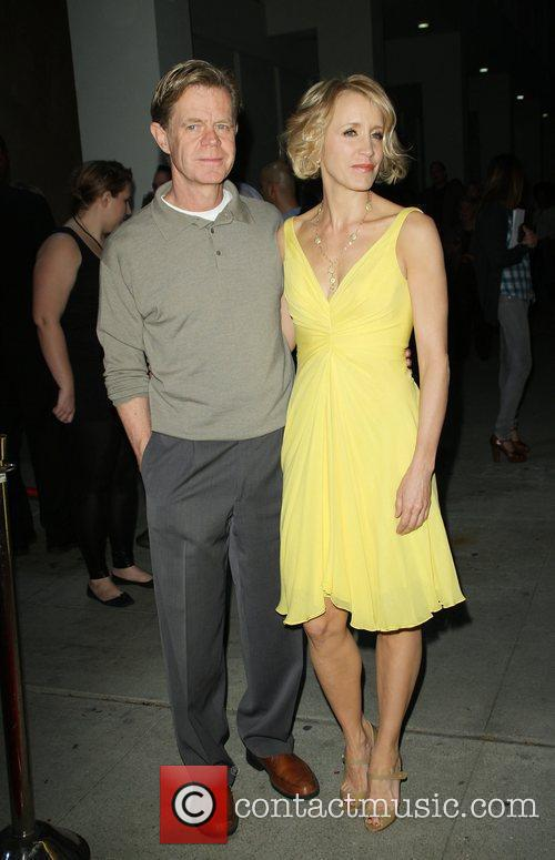 William H Macy and Felicity Huffman 7