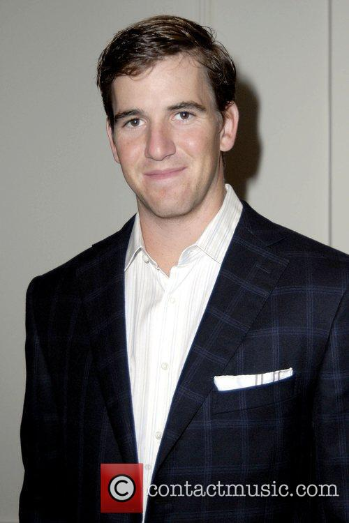 Eli Manning 2009 Phoenix Rising Award Dinner held...